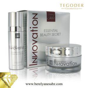 کرم و سرم زیبایی تگودر Tegoder Innovation Beauty Secret